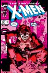 Uncanny X-Men (1963) #260 Cover
