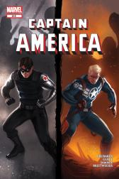 Captain America #619 