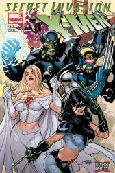 Secret Invasion: X-Men #1