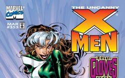 Uncanny X-Men (1963) #353 Cover