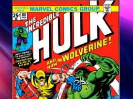Marvel AR: Flashback to Incredible Hulk #181