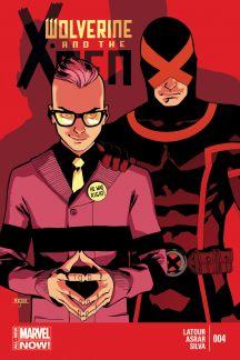 Wolverine & the X-Men #4
