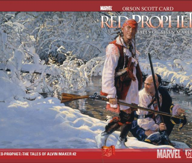 RED PROPHET: THE TALES OF ALVIN MAKER #2