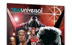 NEWUNIVERSAL: EVERYTHING WENT WHITE TPB #0