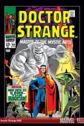 Doctor Strange #169 