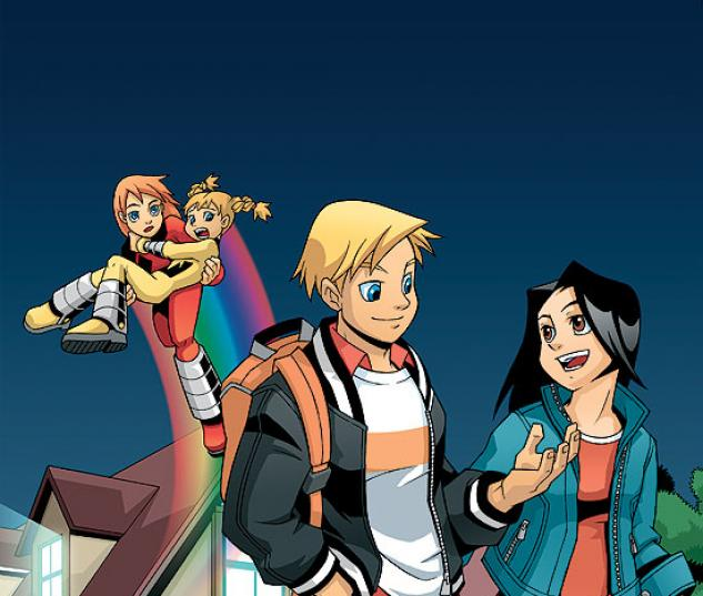 POWER PACK (2007) #2 COVER