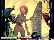 Marvel Adventures the Avengers (2006) #29 Wallpaper