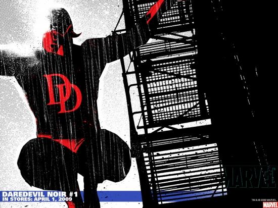daredevil movie wallpaper. Daredevil Noir (2009) #1 Wallpaper. Untitled Image
