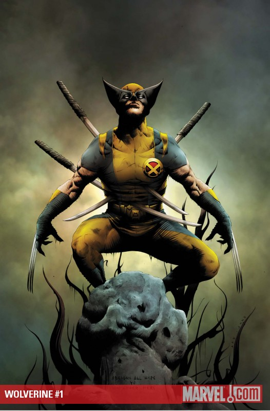 Wolverine (2010) #1