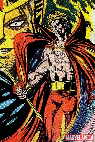 Daimon Hellstrom as Son of Satan