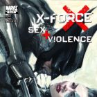 X-Force: Sex and Violence #2 cover by Gabriele Dell'Otto