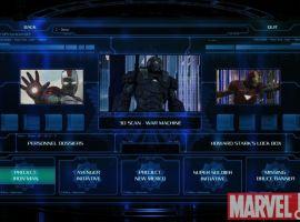 A peek into the S.H.I.E.L.D. Data Vault