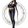Crimson Viper character art from Marvel vs. Capcom 3