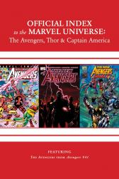 Avengers, Thor & Captain America: Official Index to the Marvel Universe Marvel Universe #15