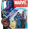 Dark Hawkeye 3 3/4 Inch Marvel Universe Action Figure from Hasbro, Wave 11
