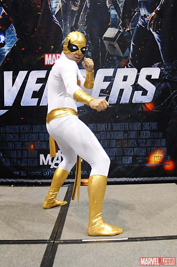C2E2 2012: Iron Fist in the Marvel Costume Contest