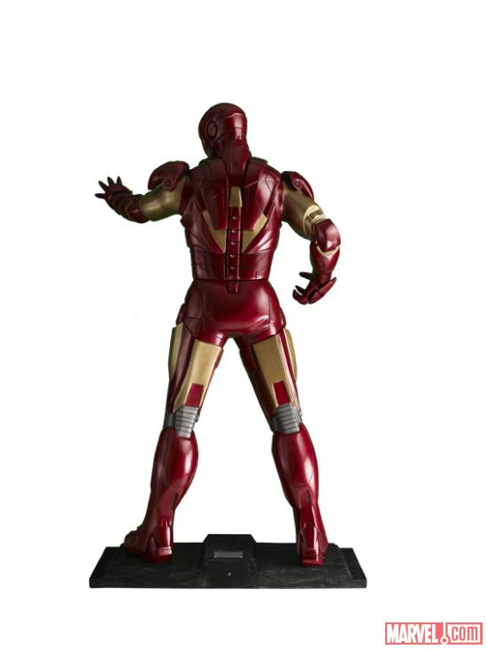 Marvel's The Avengers Iron Man statue by Muckle Mannequins photo 4