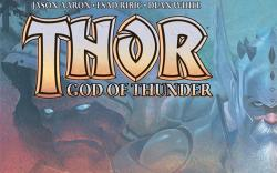 Sneak Peek: Thor: God of Thunder #2