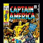 Captain America (1968) #133 Cover