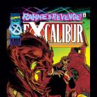Excalibur (1988) #93 Cover