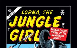 Lorna the Jungle Girl (0000) #9 Cover