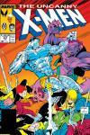 Uncanny X-Men (1963) #231 Cover