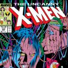 Uncanny X-Men (1963) #220 Cover
