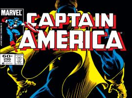Captain America (1968) #296 Cover