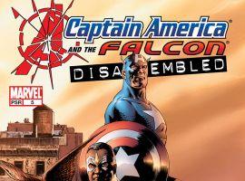 Captain America and the Falcon (2004) #5