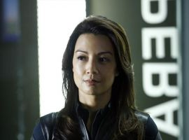 Ming-Na Wen stars as Agent Melinda May in Marvel's Agents of S.H.I.E.L.D. - The Hub