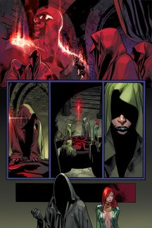 Captain America (2012) #25 preview art by Stuart Immonen