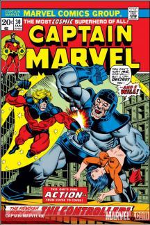 Captain Marvel (1968) #30