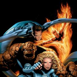 Ultimate Fantastic Four Vol. 5: Crossover (2006)