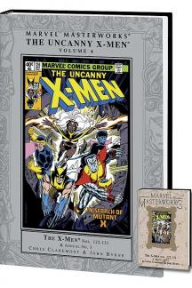 Marvel Masterworks: The Uncanny X-Men Vol. 4 (Hardcover)