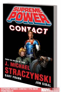 Supreme Power: Contact (Trade Paperback)