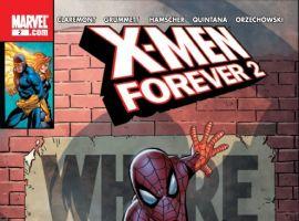 X-MEN FOREVER 2 #2 cover by Tom Grummett