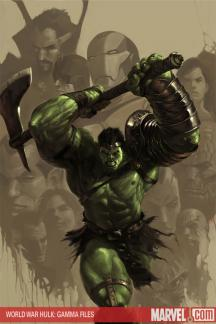World War Hulk: Gamma Files (2007) #1