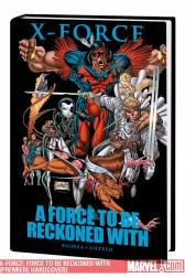 X-Force: Force to Be Reckoned with #0