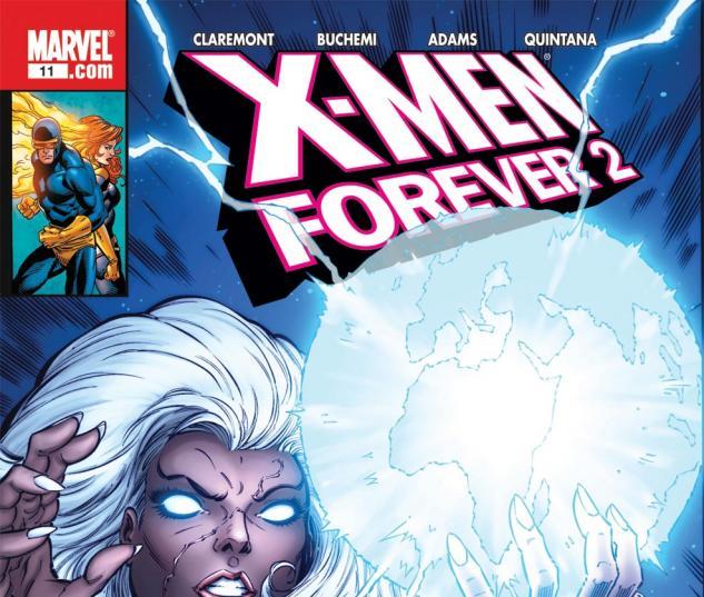 X-Men Forever 2 (2010) #11