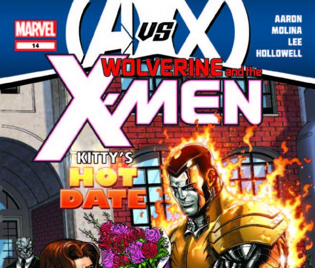WOLVERINE & THE X-MEN 14 (AVX, WITH DIGITAL CODE)