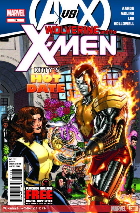 WOLVERINE &amp; THE X-MEN 14 (AVX, WITH DIGITAL CODE)