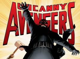 Uncanny Avengers #3 cover by John Cassaday