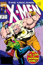 Uncanny X-Men #278 