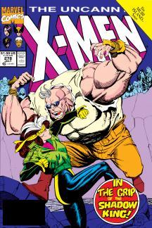 Uncanny X-Men #278