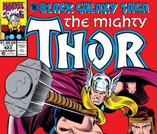 Thor (1966) #423 Cover