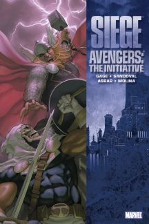 Siege: Avengers - The Initiative (Hardcover)