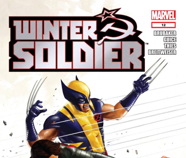 Winter Soldier (2012) #12 Cover