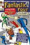 Fantastic Four (1961) #20 Cover