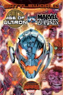 Age of Ultron Vs. Zombies #1
