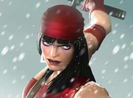 Elektra in Marvel Contest of Champions